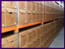 μεταφορά εμπορευμάτων σε κούτες