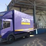 Φορτηγό για μεταφορά εμπορευμάτων