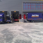Αποθήκη μεταφορών εμπορευμάτων